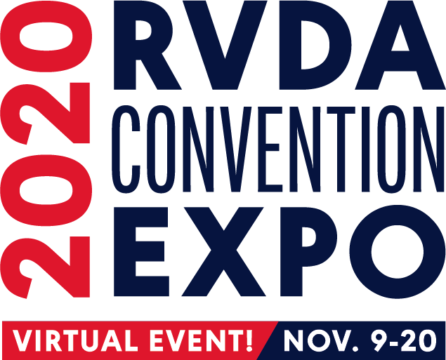 Sales Focused Workshops, Vendor Training +Plus Available through RVDA Convention/Expo Platform